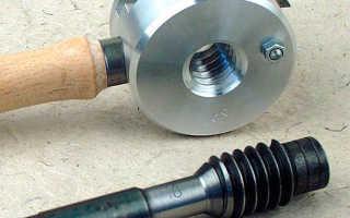 Как нарезать резьбу на трубе в домашних условиях