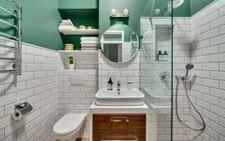 Как обустроить ванную комнату 3х4