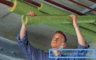 Как выбрать утеплитель для труб: преимущества и недостатки популярных материалов