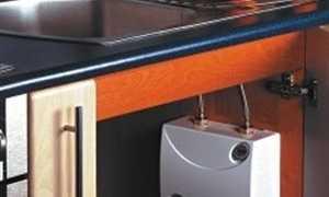 Выбираем и устанавливаем водонагреватель под раковину: практические советы и рекомендации