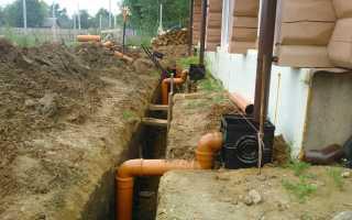 Ливневая канализация: назначение и методы изготовления