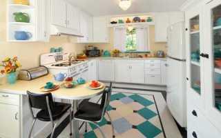 Как выбрать идеальное напольное покрытие для кухни: все плюсы и минусы