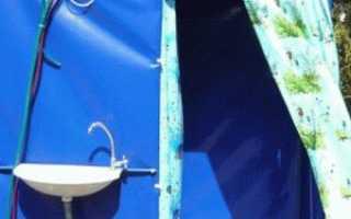 Летний душ с подогревом: 4 варианта реализации
