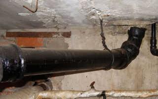 Чугунные трубы и их особенности