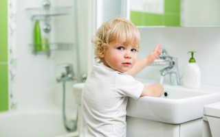 Как сделать ванную безопасной для ребенка