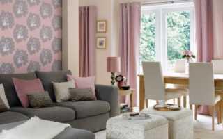 Розовая гостиная: хорошо это или вызывающе