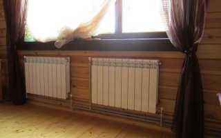 Монтаж радиаторов отопления своими руками: виды контуров и установка