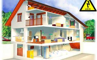 Электрическое отопление загородного дома: как его обустроить оптимальным образом