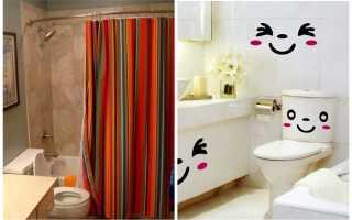 5 бюджетных способов обновить обстановку в ванной