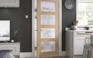 Основные виды дверей по способу открывания