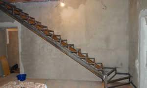 Лестница из профильной трубы: как сделать легкую и прочную конструкцию