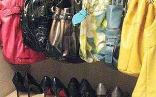 8 стильных идей для хранения вашей обуви