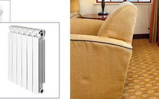 Биметаллические радиаторы отопления Global Style и их особенности