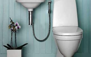 Смеситель с гигиеническим душем: основные характеристики, установка и эксплуатация
