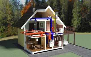 Электроотопление частного дома – комфорт с минимальными усилиями