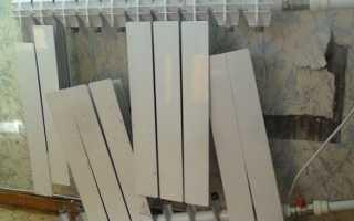 Алюминиевый радиатор – биметаллический радиатор: классификация, особенности конструкции, сравнение и выбор
