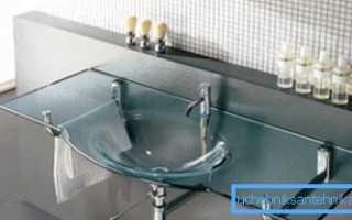Виды раковин для ванной: выбираем подходящий вариант