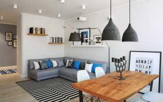 3 бюджетных идеи с мебелью для маленьких помещений