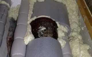 Шумоизоляция канализационных труб в квартире: простые и сложные решения