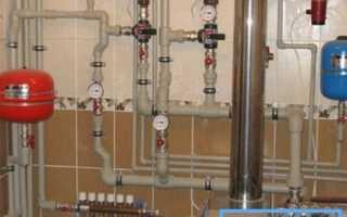 Расчет системы отопления частного дома: формулы, справочные данные, примеры