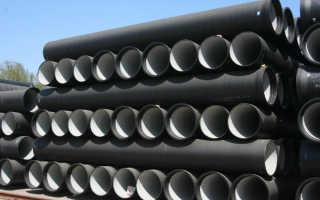 Отопление – водопровод – канализация: системы из чугуна, полимеров, металла