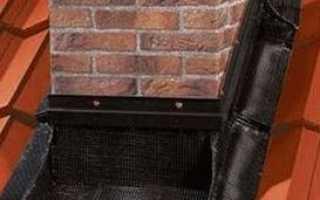 Как организовать проход трубы через крышу
