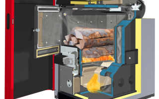 Котлы для водяного отопления на твердом топливе: особенности, обвязка, исследование образцов