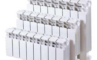 Радиаторы в квартиру: характеристика современных батарей отопления, выбор по габаритам и тепловой мощности