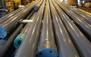 Эффективная защита от коррозии стальных труб