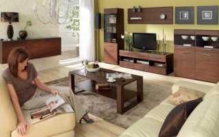 Модульные блоки для гостиной: 5 примеров с фото