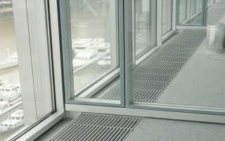 Радиатор в полу: основные преимущества данного варианта, конструкция изделий и монтаж