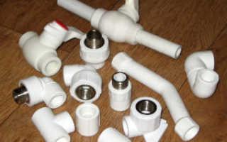 Трубы для водоснабжения – анализируем все возможные варианты