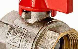 Муфтовый кран: пособие по установке, эксплуатации и ремонту