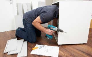 3 частых проблемы при сборке встроенной мебели и их решение