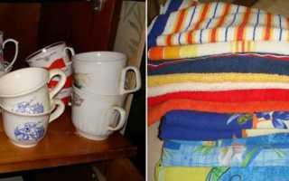 Крик души: хватит уже так хранить кухонные полотенца