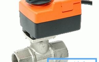 Электрический кран для воды: техническое описание