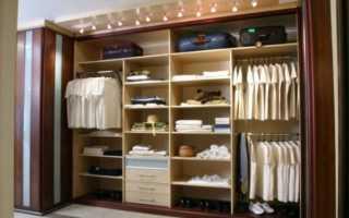 5 шкафов-купе совмещенных с рабочим местом: примеры