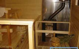 Отопление в бане: основные тонкости реализации