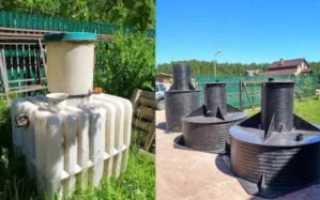 Септики для канализации – ключевой элемент автономной канализации