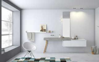 4 варианта мебели, которая подойдет для вашей ванной