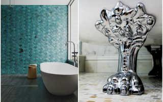 Органический дизайн для ванной комнаты: 3 главных принципа декора