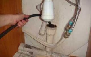 Трос для прочистки канализации – эффективный способ борьбы с засорами