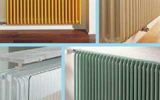 Какой радиатор выбрать: тип передачи тепловой энергии, используемый теплоноситель, выбор по материалу, рабочему давлению, мощности и габаритам