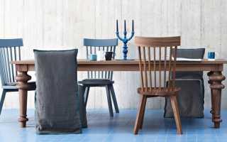 И никаких больше табуреток. Современные стулья для обеденного стола: 5 моделей