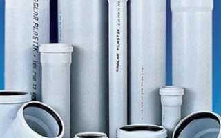 Пластиковые канализационные трубы: анализ сферы применения, преимуществ и недостатков