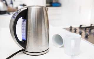 Очищаем наш чайник максимально простым способом