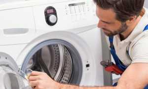 Распространенные причины поломки стиральной машины