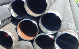 Сварные трубы: их применение, виды и способы производства
