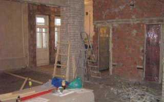Основные правила при ремонте квартиры