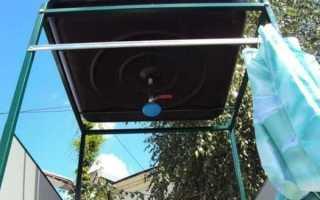 Бак для летнего душа: характеристики баков из оцинкованной стали, нержавейки, пластика